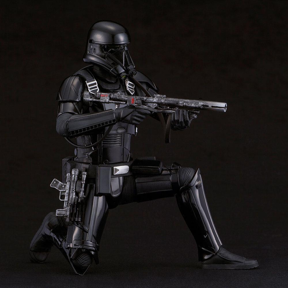 Star Wars Rogue One Pack de 2 Figuras ARTFX Death Trooper 05