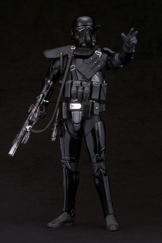Star Wars Rogue One Pack de 2 Figuras ARTFX Death Trooper 06