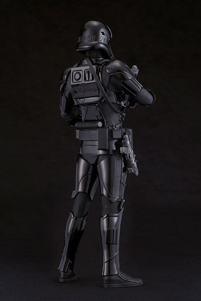 Star Wars Rogue One Pack de 2 Figuras ARTFX Death Trooper 08