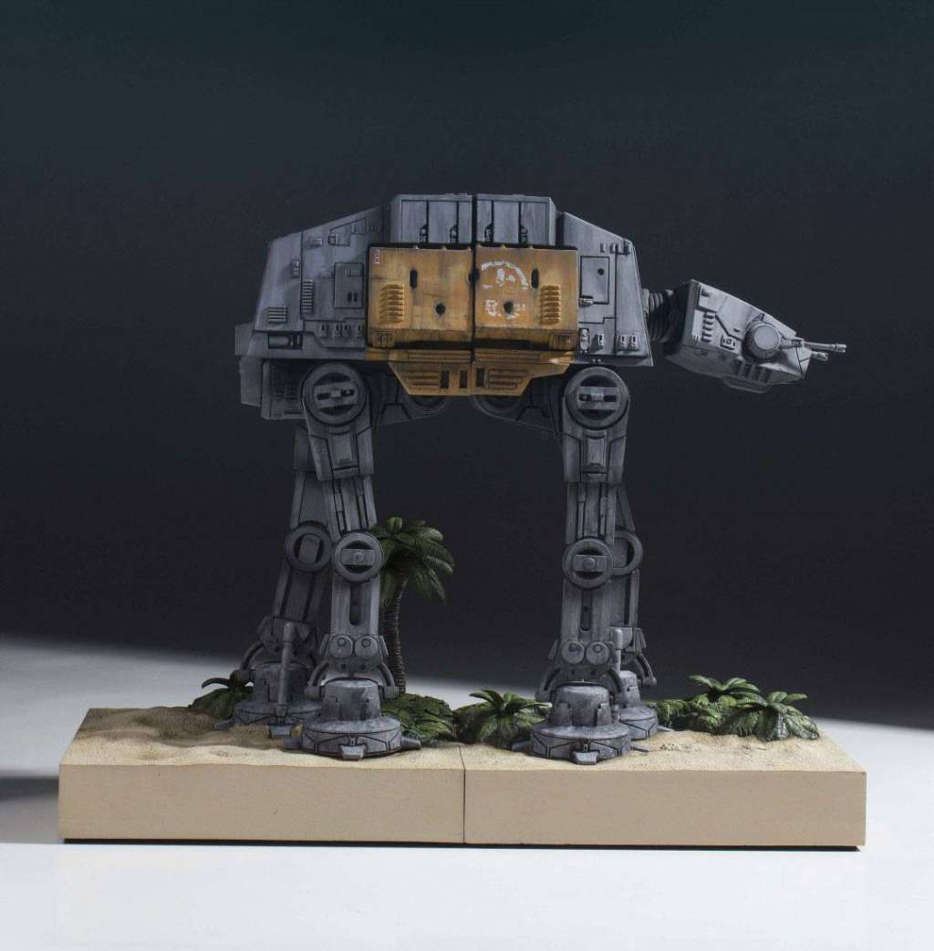 Star Wars Soportalibros AT-ACT 02