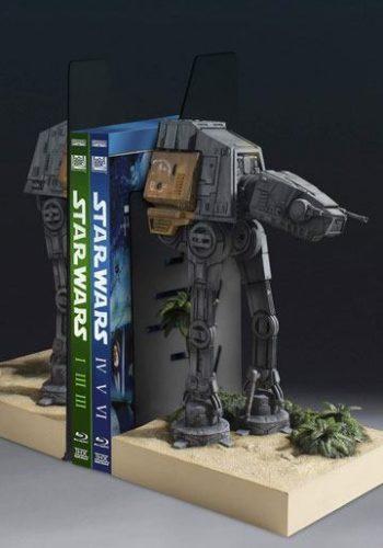 Star Wars Soportalibros AT-ACT portada
