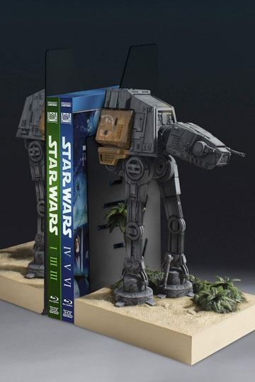 Star Wars Soportalibros AT-ACT portada