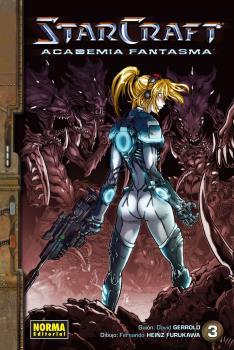 Starcraft Academia De Fantasmas 3