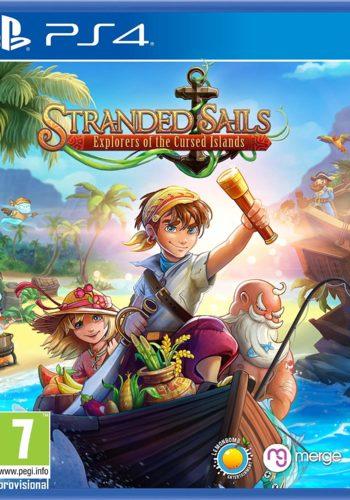 Stranded Sails PS4