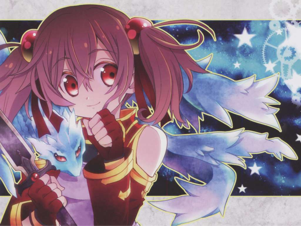 Wallpaper Sword Art Online Silica