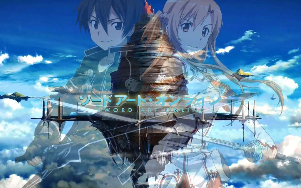 Wallpaper Sword Art Online Ain crad