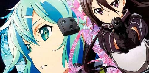 Sword Art Online II anime ficha tecnica