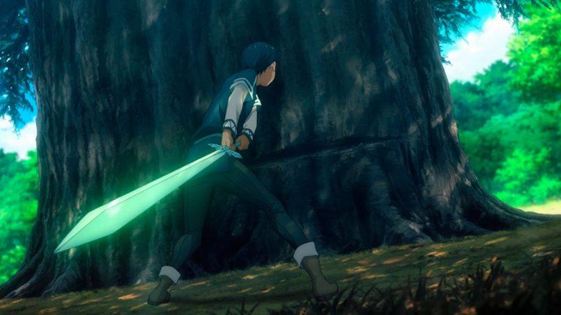 Descargar Sword Art Online Alicization Capitulo 3 1080p