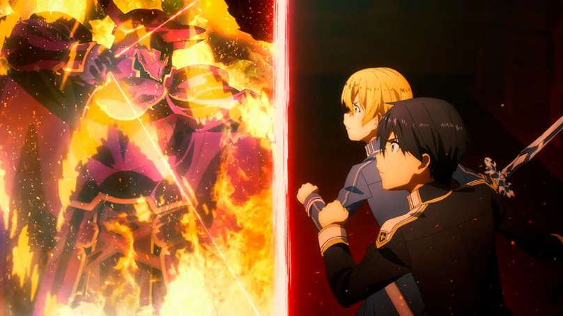 Descargar Sword Art Online Alicization Capitulo 14 1080p
