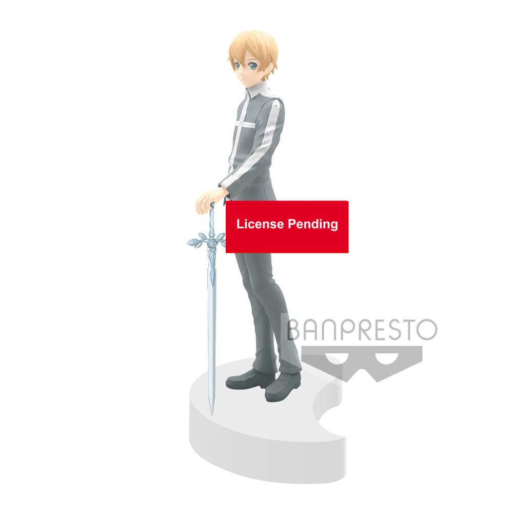 Sword Art Online Alicization Figura EXQ Eugeo 23 cm