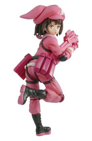 Sword Art Online Alternative Gun Gale Online Figura Llenn 18 cm 01