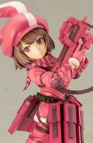Sword Art Online Alternative Gun Gale Online Figura Llenn 25 cm