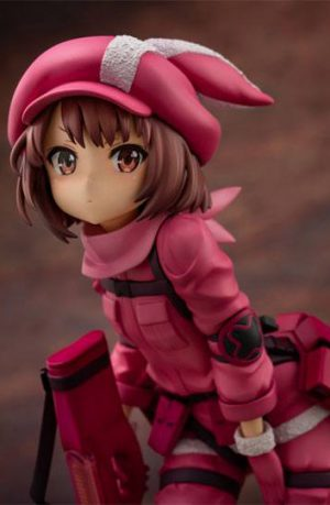 Sword Art Online Alternative Gun Gale Online Figura Llenn Desert Bullet 20 cm