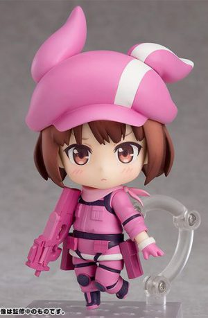 Sword Art Online Alternative Gun Gale Online Nendoroid Figura Llenn 10 cm