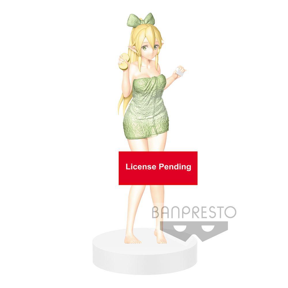 Sword Art Online Code Register Figura EXQ Leafa 23 cm
