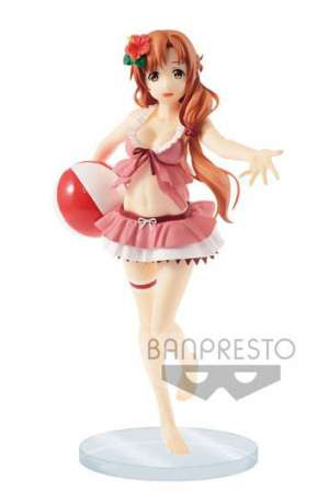 Sword Art Online Code Register Figura EXQ Minamo Princess Asuna 01