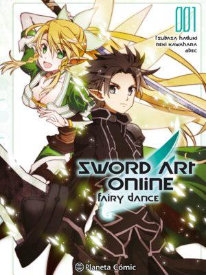 Sword Art Online Fairy Dance 1 Manga