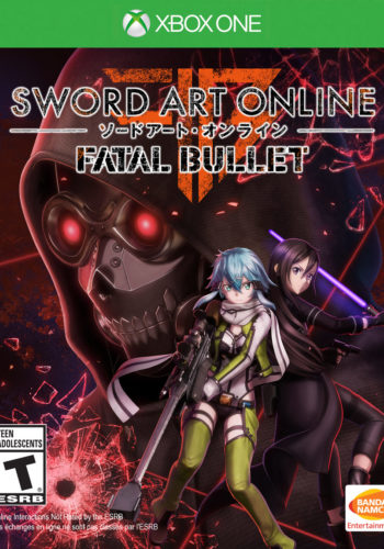 Sword Art Online Fatal Bullet XBOX ONE