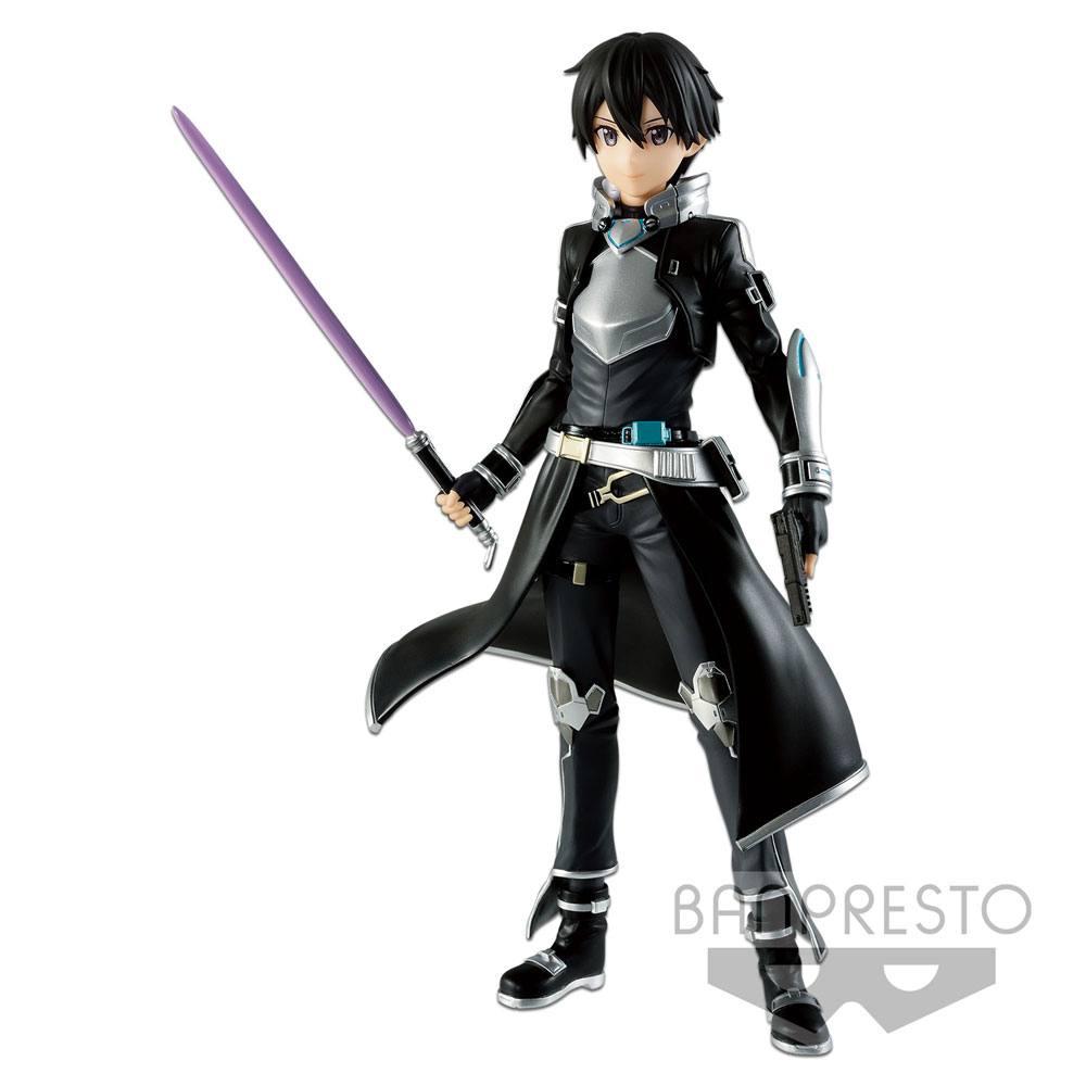 Sword Art Online Figura Kirito Overseas Original Version 20 cm