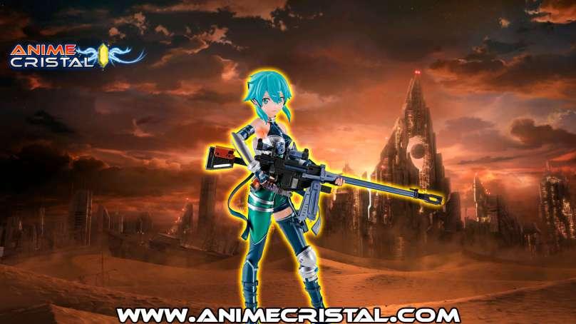 Figuras Sword Art Online Sinon