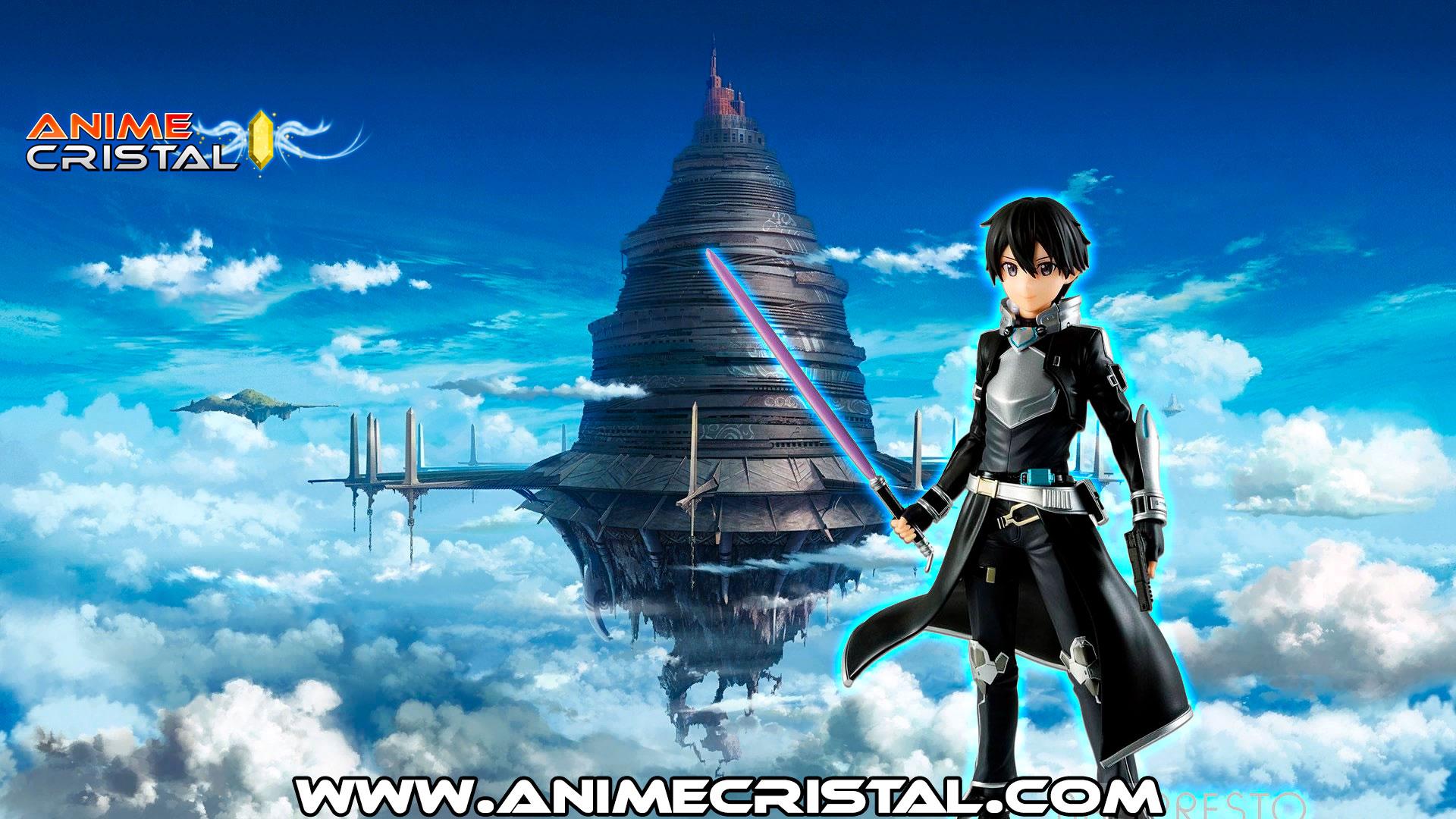 Figuras Sword Art Online Kirito