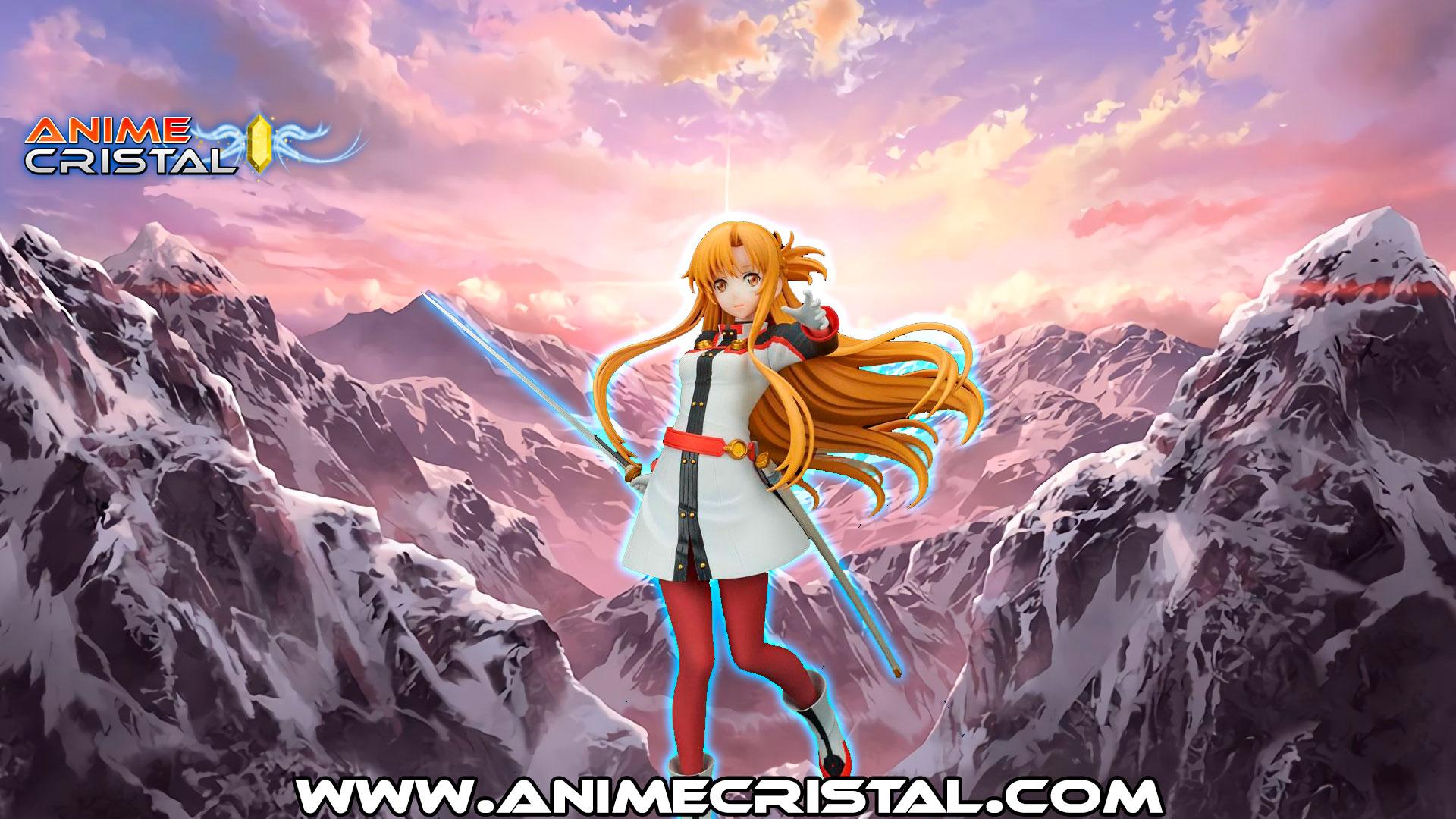 Figuras Sword Art Online Asuna