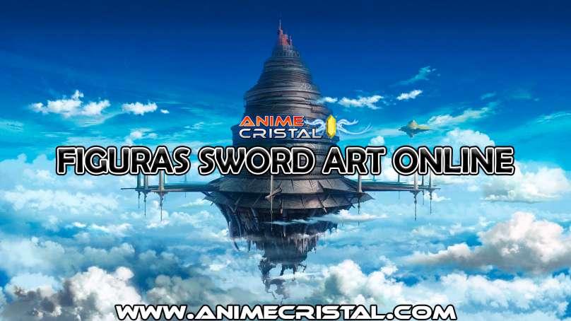 Figuras Sword Art Online Alicization