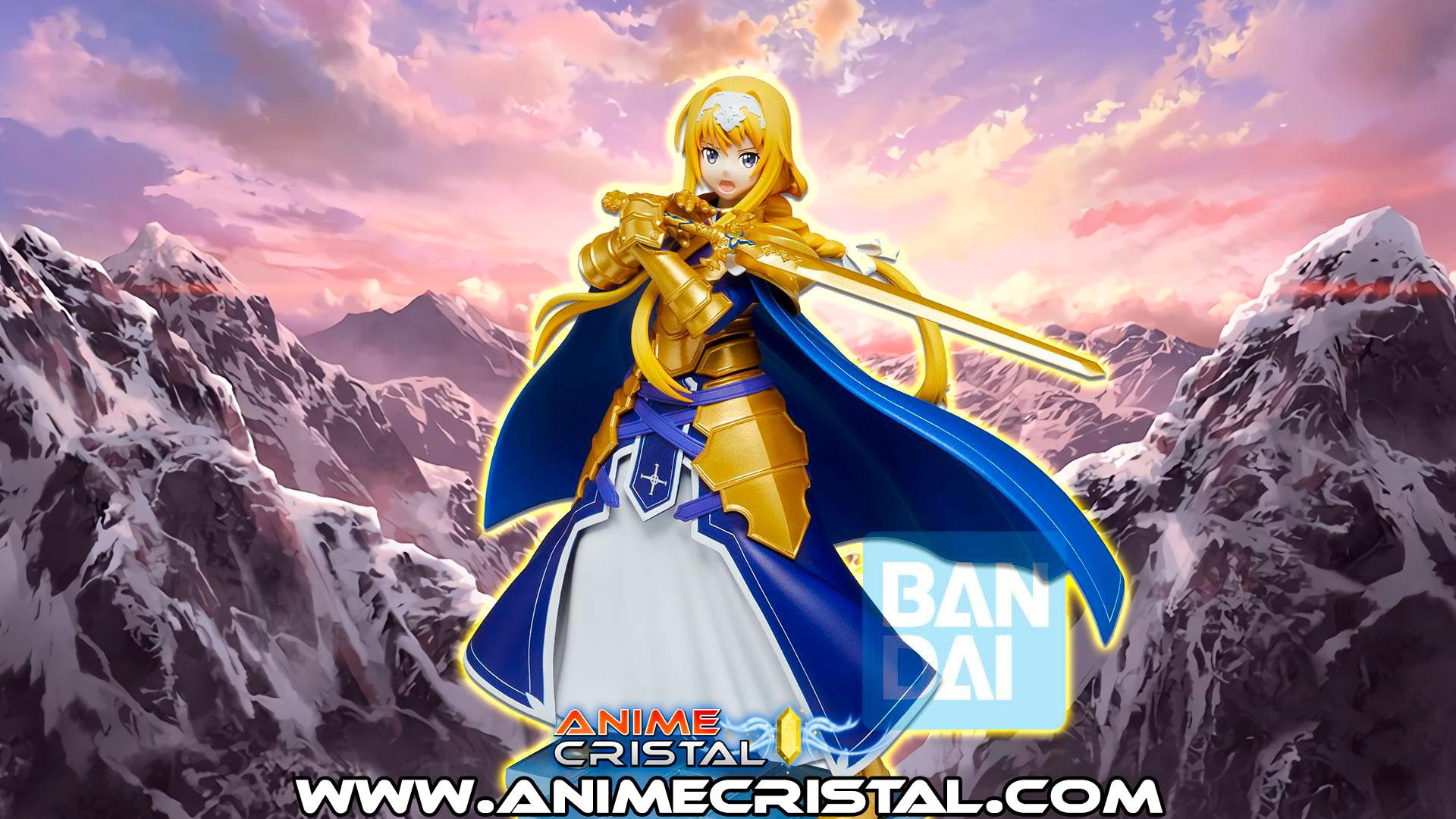 Sword Art Online Alicization Figura Alice 18 cm
