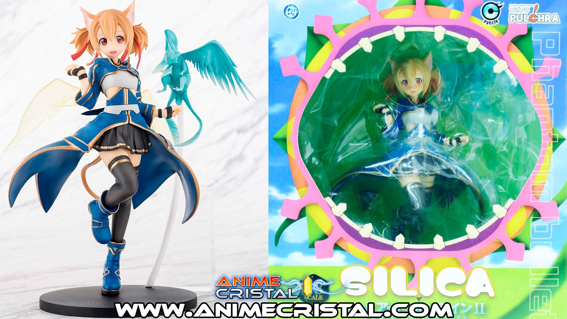 Sword Art Online II Figura Silica 20 cm