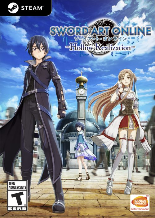 Sword Art Online Hollow Realization Deluxe Edition PC