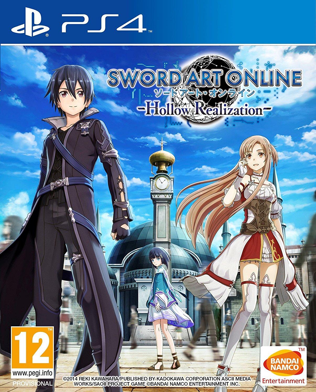 Sword Art Online Hollow Realization PS4
