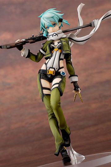 Sword Art Online II Figura Sinon 22 cm
