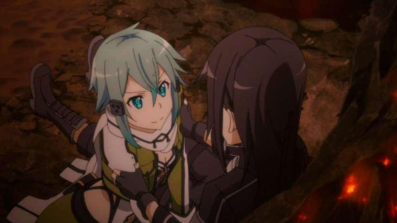 Descargar Sword Art Online II Capitulo 11 1080p