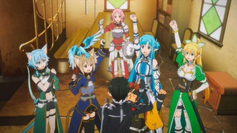 Descargar Sword Art Online II Capitulo 15 1080p