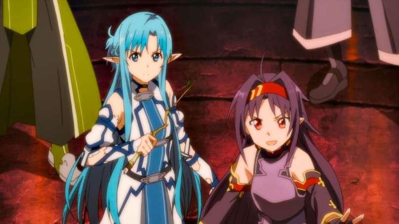 Descargar Sword Art Online II Capitulo 20 1080p