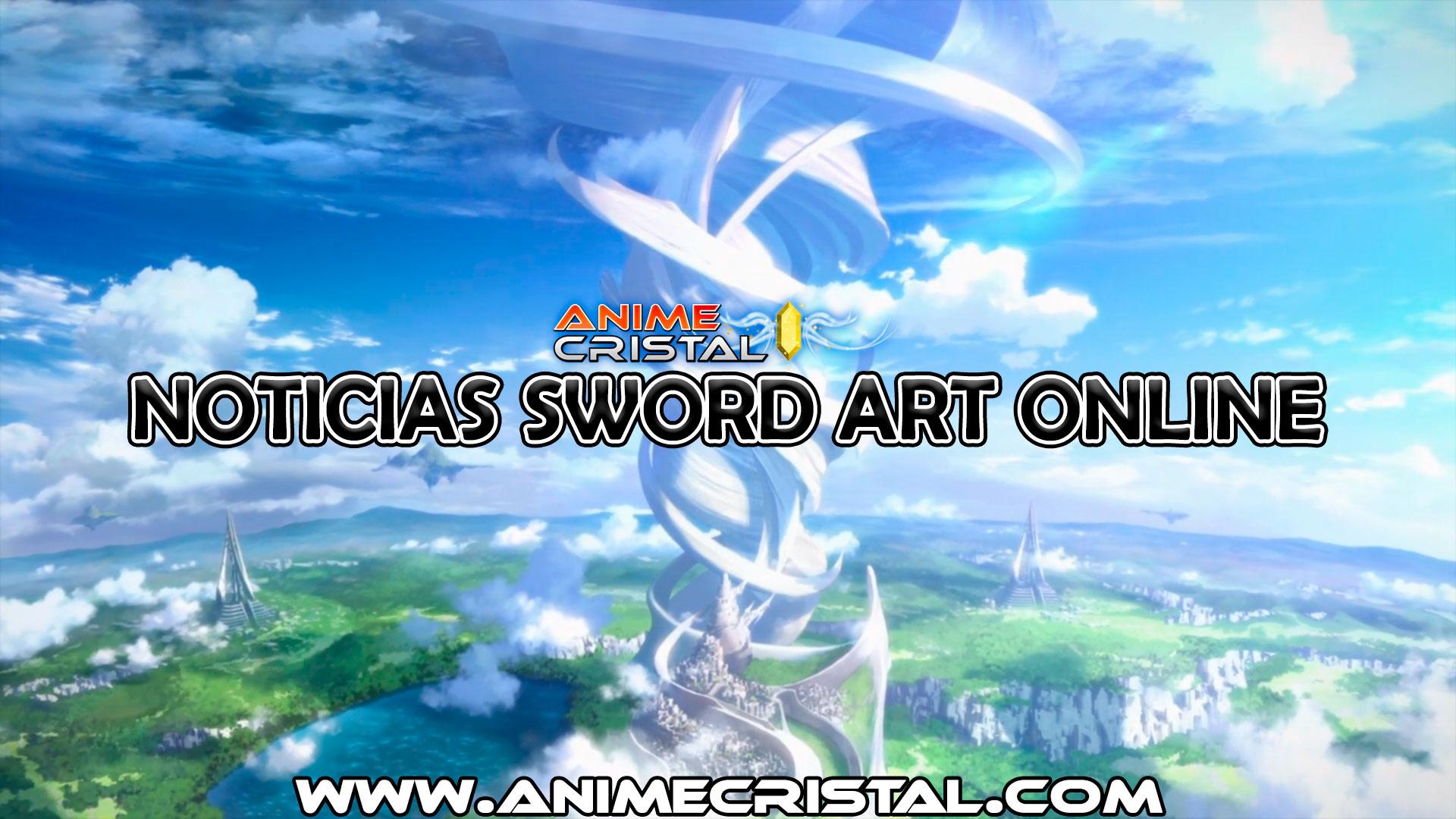 Sword Art Online Noticias