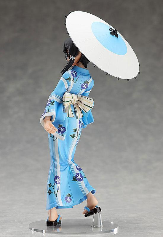 Sword Art Online Ordinal Scale Figura Shino Asada Yukata Version 03
