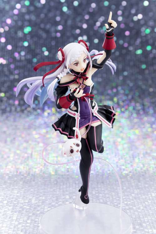 Sword Art Online Ordinal Scale Figura Yuna An Idol Diva in the AR World 04