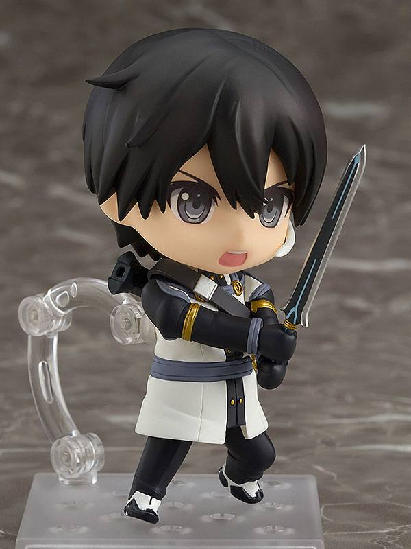 Sword Art Online Ordinal Scale Nendoroid Figura Kirito Ordinal Scale 04