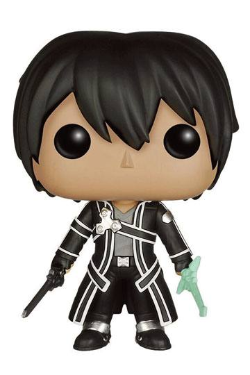 Sword Art Online POP! Animation Vinyl Figura Kirito 01