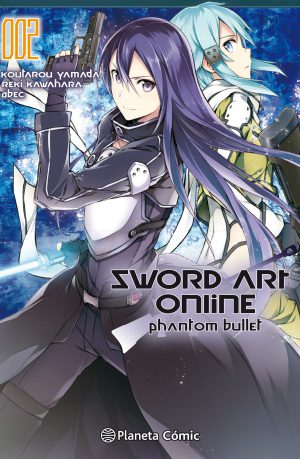 Sword Art Online Phantom Bullet 2 Manga