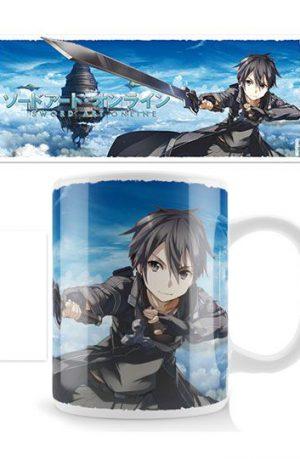 Sword Art Online Taza Kirito Sky