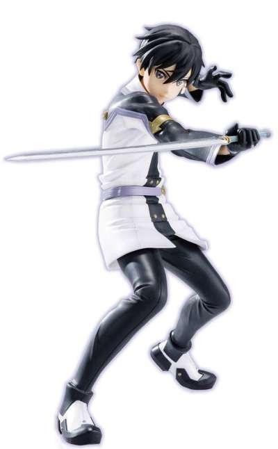 Sword Art Online The Movie Figura Kirito Ordinal Scale Version 01