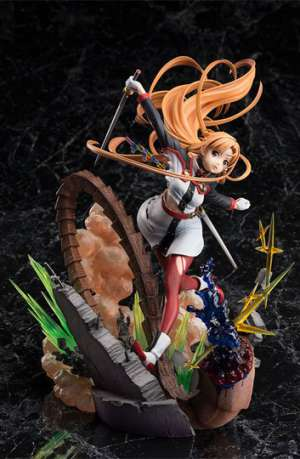 Sword Art Online The Movie Ordinal Scale Figura Asuna Yuuki 01