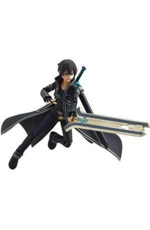 Sword Art Online The Movie Ordinal Scale Figura Figma Kirito O.S. Version 01