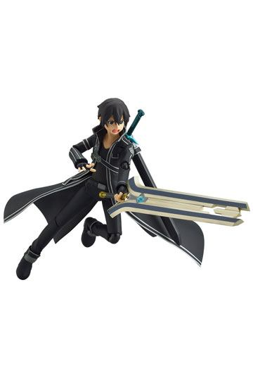 Sword Art Online The Movie Ordinal Scale Figura Figma Kirito O.S. Version 01