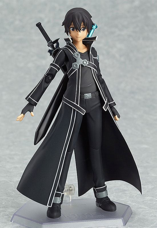 Sword Art Online The Movie Ordinal Scale Figura Figma Kirito O.S. Version 05