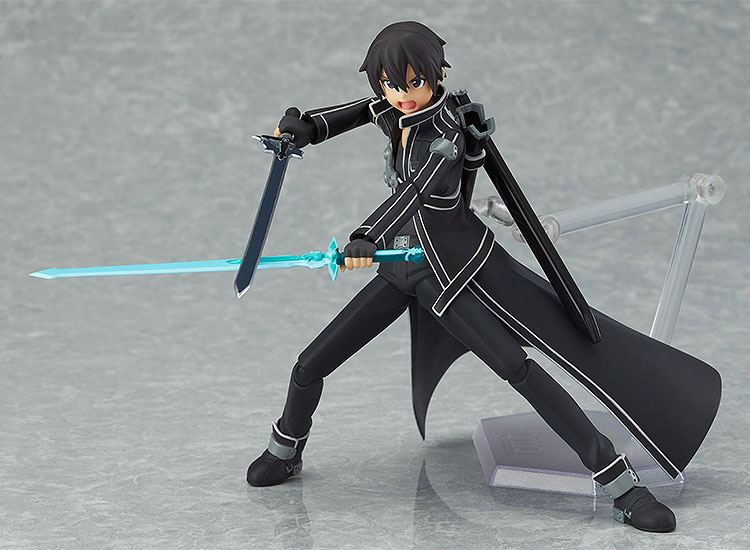 Sword Art Online The Movie Ordinal Scale Figura Figma Kirito O.S. Version 06
