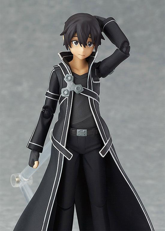 Sword Art Online The Movie Ordinal Scale Figura Figma Kirito O.S. Version 08