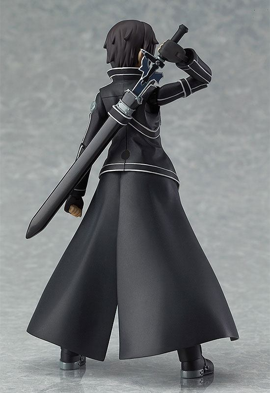 Sword Art Online The Movie Ordinal Scale Figura Figma Kirito O.S. Version 09